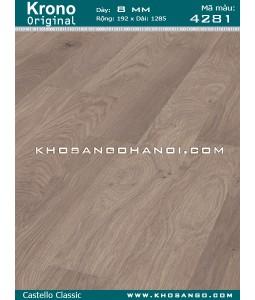 Sàn gỗ Krono-Original 4281