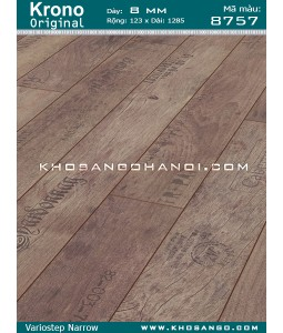 Sàn gỗ Krono-Original 8757