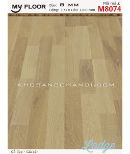 Sàn gỗ My Floor M8074