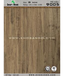 Sàn nhựa hèm khoá Smartwood 9005