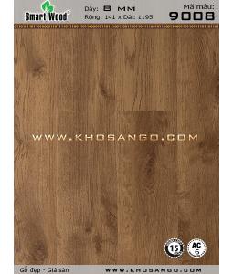 Sàn nhựa hèm khoá Smartwood 9008