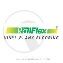 Sàn nhựa hèm khoá Railflex