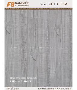 Sàn gỗ Nam Việt F8 3111-2