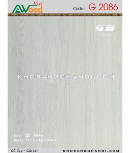 Sàn nhựa Awood Vinyl G2086