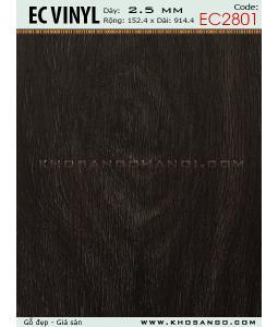 Sàn nhựa EC Vinyl EC2801