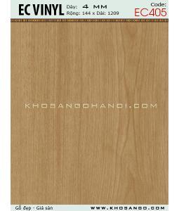 Sàn nhựa hèm khoá EC Vinyl EC405