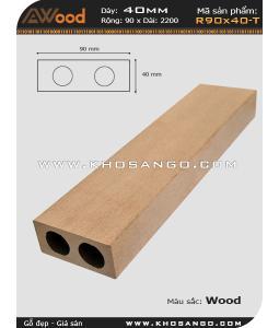Thanh đà R90x40-T Wood