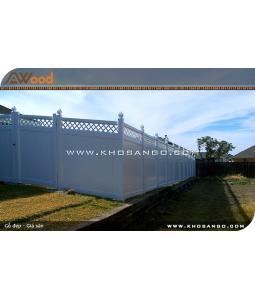 Hàng rào, cổng K32