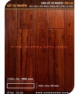 Sàn gỗ  cẩm lai 900mm