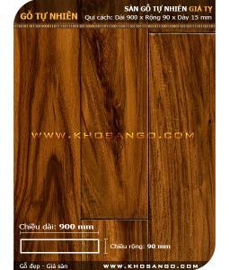 Sàn gỗ  Giá tỵ ( Teak ) 900mm