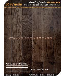 Sàn gỗ Sồi xám 900mm
