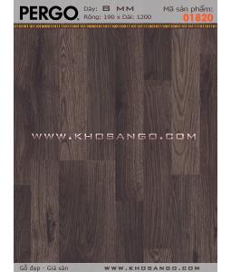 Sàn gỗ Pergo 01820