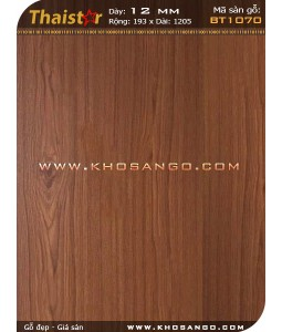 Sàn gỗ Thaistar BT1070