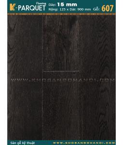 Sàn gỗ kỹ thuật Sồi 607