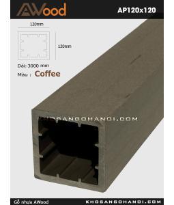Awood AP120x120-coffee