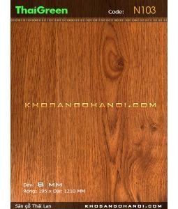 Sàn gỗ ThaiGreen N103