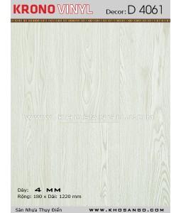 Sàn nhựa Krono Vinyl D4061