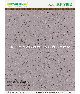 Sàn nhựa Railflex dạng cuộn RFM02