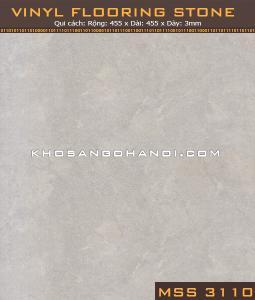 Plastic brick imitation stone  MSS 3110