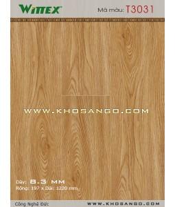 WITTEX Wood Flooring T3031