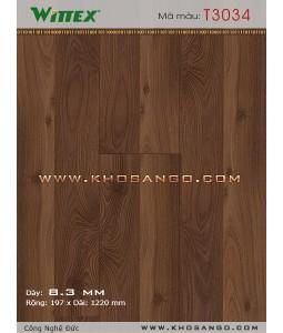WITTEX Wood Flooring T3034