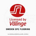 Sweden vinyl floor
