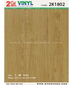 2K Vinyl Flooring K1802