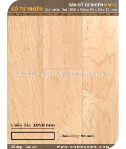 Sàn gỗ Thích cứng ( Maple) 1050mm