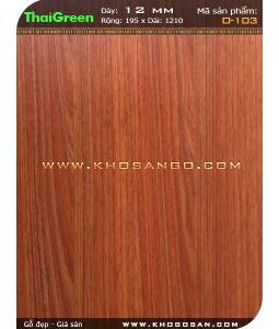 Sàn gỗ ThaiGreen O-103