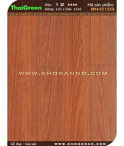 Sàn gỗ ThaiGreen BN-O103