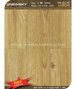 Sàn gỗ Newsky - U204